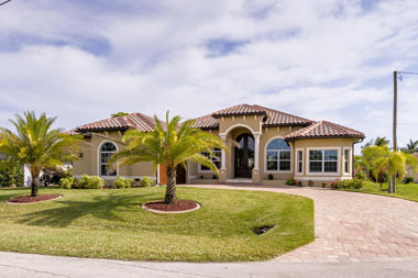 House Aruba Cape Coral Florida