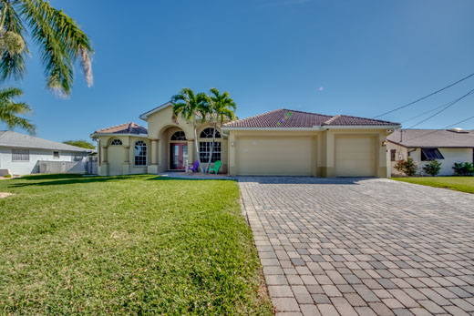 House Bonita Vacation Rentals Cape Coral Florida