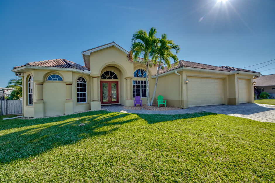 House Bonita Vacation Rentals Cape Coral