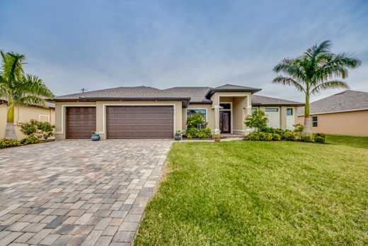 House Sunview Cape Coral Florida