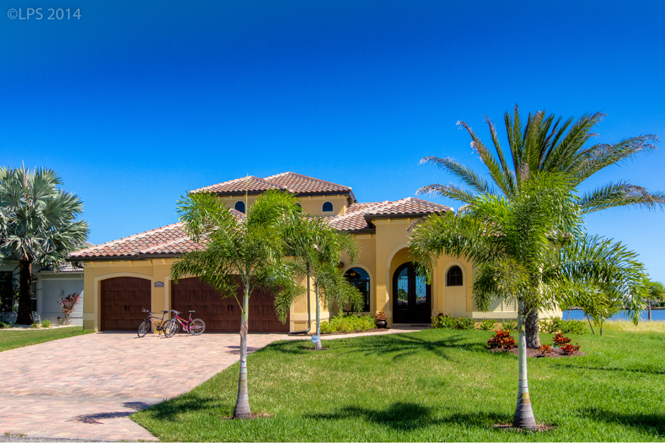 House Tuscany cape coral florida